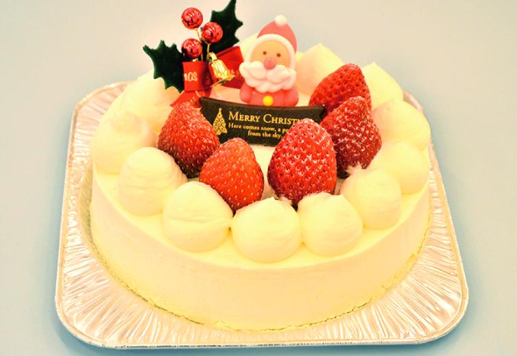 【クリスマス限定】クリスマスデコレーションケーキ